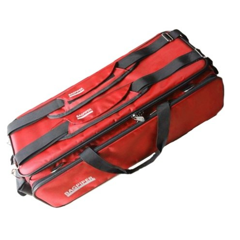Red Australian Bagpiper Case